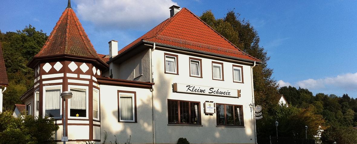 Rothmers Kleine Schweiz - Startseite